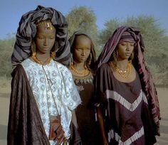 Mujeres WoDaaBe