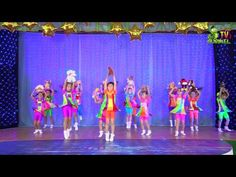 YouTube Smile Song, Zumba Kids, Kids Talent, Office Christmas Party, Dancing Baby, Elementary Music, Dance Studio, Kids Songs, Musical