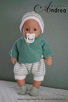 Baby Born, Doll Stuff, Baby Dolls, Doll Clothes, Crochet Hats, Knitting, Fashion, Amigurumi, Clothing