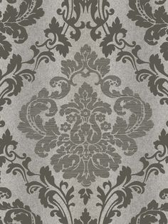 Isn't this just GORGEOUS wallpaper? Damask by New Line Fabrics - Pattern #: 5980134 #wallpaper #damask