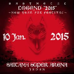 BABYMETAL LEGEND 2015 -NEW YEAR FOX FESTIVAL-