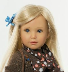 MY DOLL BEST FRIEND: With Heart and Soul -  Henriette  - Wünschpuppe 2013