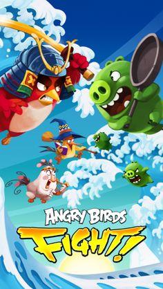 Angry Birds Fight! v2.4.2 (Mega Mod) http://androidappsapkmod.blogspot.com/2016/05/angry-birds-fight-v242-mega-mod.html