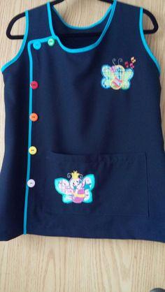Sweatshirts, Sweaters, Women, Fashion, Vestidos, Aprons Vintage, Kitchen Aprons, Apron Sewing Patterns, Sewing Patterns Free