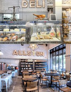 Local city guide—Boston. Bees Knees Supply Company: Allston + Fort Point. (What we love: driven by a simple concept – to provide the highest quality food and beverage possible).