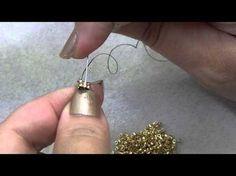 ▶ Tecnica Herringbone Circolare | Tecnica- HobbyPerline.com - YouTube