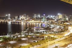 travel in Southern Africa... www.safrip.com ... Luanda, Angola