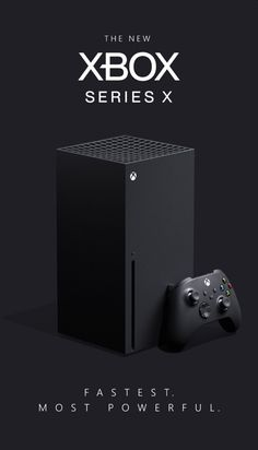 xbox series x The New Xbox Series X Vr Games, Xbox One Games, The Newest Xbox, Vr Box, Video Game Rooms, Video Games, Xbox One Console, Microsoft, Playstation 5