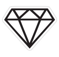 Diamond outline by Maestro Hazer