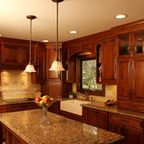 Kitchen - traditional - kitchen - chicago - by Normandy Remodeling
