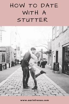 Dating and stuttering are hard. Here's how I navigate the dating world with a stutter // AArielRenee Gossip Girl Quotes, Always Be Thankful, Get A Boyfriend, Dating World, Successful Marriage, Article Writing, First Dates, Public Speaking, Just Smile