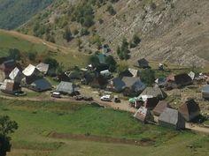 Lukomir, Bjelasnica Bosnia, Mount Rushmore, Mountains, City, Nature, Travel, Naturaleza, Viajes, Cities