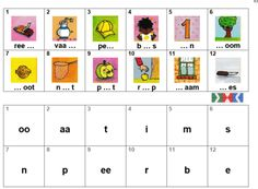 Exercise manual :: the rainbow class - Mini loco VLL independent work grade - Escape The Classroom, 4 Kids, Kids Education, Spelling, Mini, Worksheets, Homeschool, About Me Blog, Rainbow