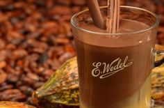 December, - always a pleasure sipping a delicious Wedel hot chocolate Chocolate World, Chocolate Brands, Hot Chocolate, Picture Day, European Travel, Krakow Poland, Polish, Sweets, Cooking