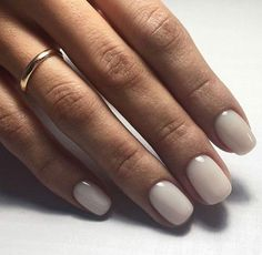 Funny Bunny by OPI is the most perfect opaque nude shade for nails.