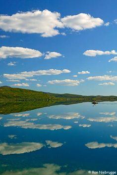 Summit Lake, Richardson Highway, Alaska;
