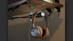 Hang Your Headphones Under Your Desk with This IKEA Hook