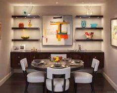 07 Functional Small Dining Room Decor Ideas