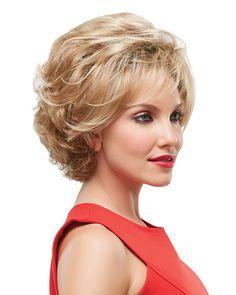 WIG FOR MOTHER  $277.00    SHOP FOR BETTER PRICE    JR5977 - Jodie Lace Front & Monofilament Synthetic Wig by Jon Renau