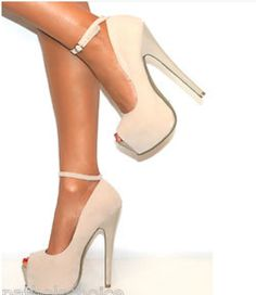 Super cute! Can't wait to get back into heels!