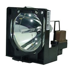 Replacement for Plus U2-1150 Bare Lamp Only Projector Tv Lamp Bulb by Technical Precision