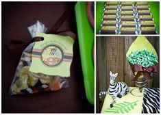 Funfari Jungle Safari Baby Shower Ideas