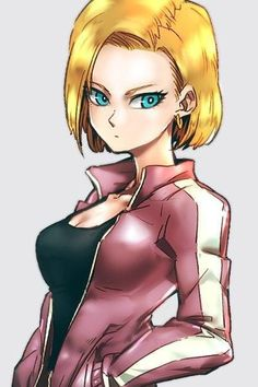 Akira, C 18, Android 18, The Big Four, Kawaii Anime Girl, Hades, Dbz, Goku, Graffiti Art