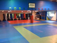 Pinnacle Martial Arts - my studio