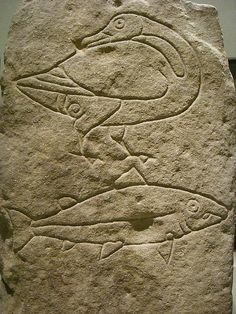 Pictish carvings, Scotland