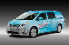 Toyota Driver Awareness Research Vehicle Debuts Photo Gallery