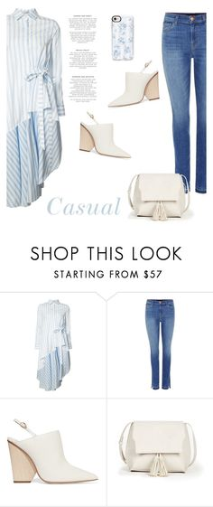 """""""Без названия #7605"""" by bliznec ❤ liked on Polyvore featuring palmer//harding, J Brand, Paul Andrew, Sole Society and Casetify"""