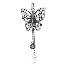 Claire-Voie Papillon Pandora Collier Pendentifs - Claire-Voie Papillon Pandora Collier Pendentifs-31