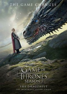 The dragon pit ~ game of thrones season 7