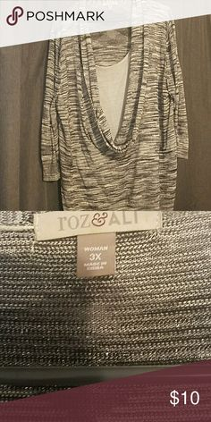 Nice, easy to care for Office wear Roz & Ali Tops Blouses