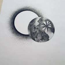 Billedresultat for tattoo solar eclipse