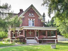 1902 historic home located at: 2716 Bethel Blvd, Zion, IL 60099