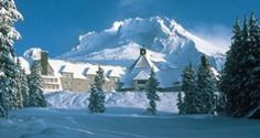 The Shining location: the 'Overlook Hotel': Timberline Lodge, Mount Hood, National Park Lodges, National Parks, The Shining Film, Stanley Kubrick The Shining, Oregon Mountains, Timberline Lodge, Oregon Waterfalls, Mount Hood, Filming Locations