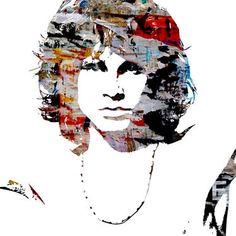 Original Celebrity Photography by Paslier Morgan Celebrity Photography, Color Photography, Digital Photography, Original Paintings, Original Art, Morgan France, Artwork Online, Buy Art, Paper Art
