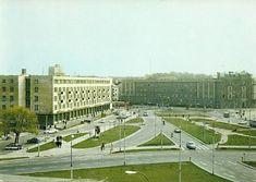 Ulica Lipowa. Lata 1980 -1985.