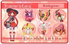 Kakyuu trainer card