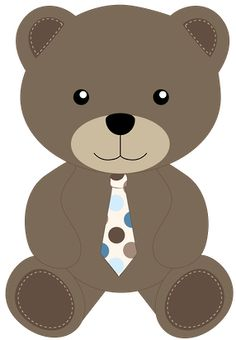 Bear With Tie