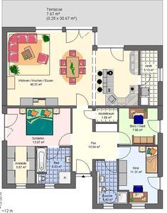 building a house Kowalski Haus Bungalow Sibel Grundriss Vent Free Gas Fireplace, Home Design Software, Bungalow House Design, Pole Barn Homes, Small House Plans, Cladding, My Dream Home, Bungalows, Building A House