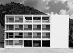 Casa del Fascio, Como, Italy (Giuseppi Terragni, 1936)