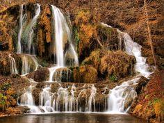 Slovakia, Lúčanský waterfall
