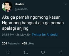 Quotes Lucu, Jokes Quotes, Funny Quotes, Funny Memes, Funny Twitter Posts, Twitter Quotes Funny, Reminder Quotes, Self Reminder, Cute Writing