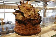 Bread Dough Sculpture | Queen Victoria Bread Sculptures | Sourdough Companion