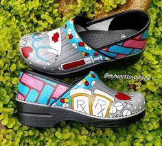 nursing shoes, shoes, nurse