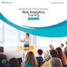 < DexLab Analytics has been conducting an intensive training for risk analytics managers of PKC Advisory, since Wednesday, It's going to be a long training program supervised by the best consultants of the institute. Risk Analytics, Market Risk, Intensive Training, Training Programs, Wednesday, October, Knowledge, Management, Marketing