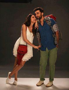 Deepika Padukone & Ranbir Kapoor  / Tamasha