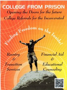 College From Prison Flyer.